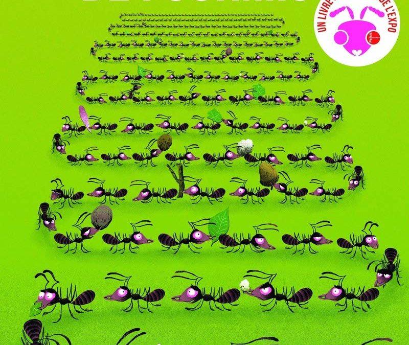 mille milliards de fourmis couverture