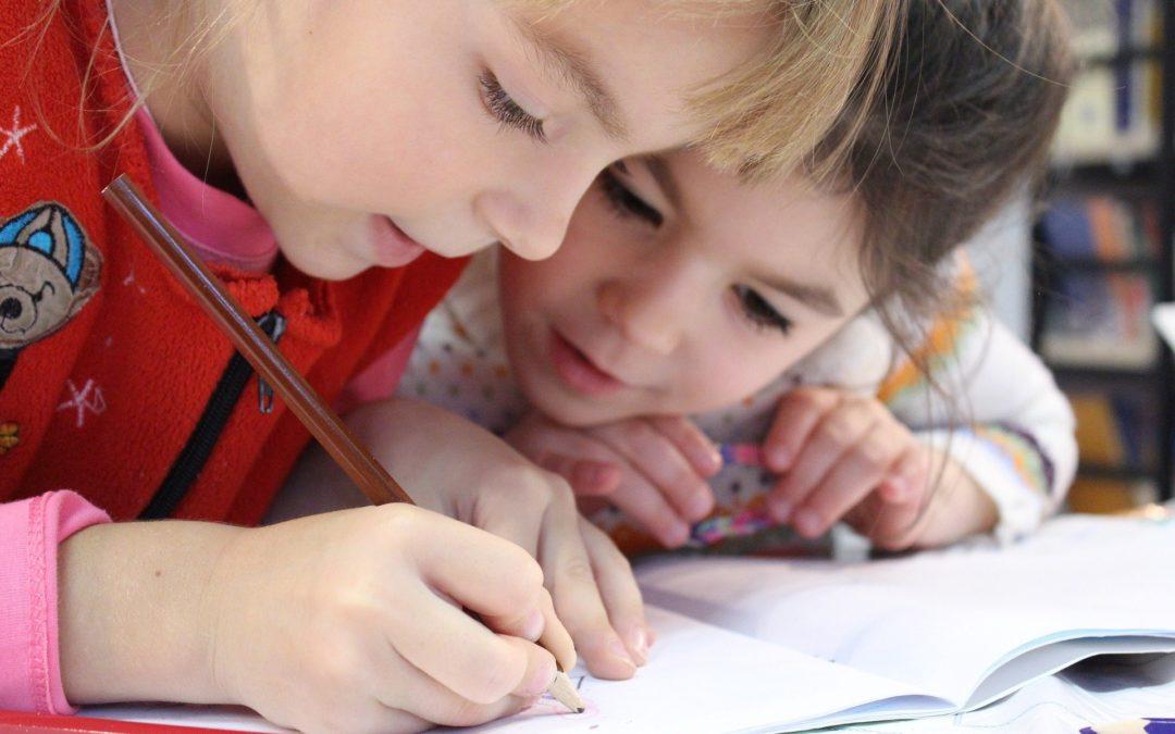 Les cinq domaines d'apprentissage : introduction