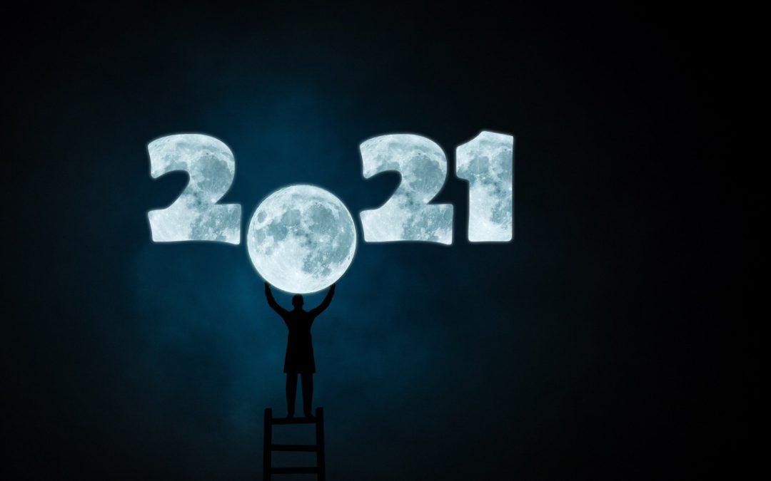 Bonne année 2021 à tous : nos résolutions